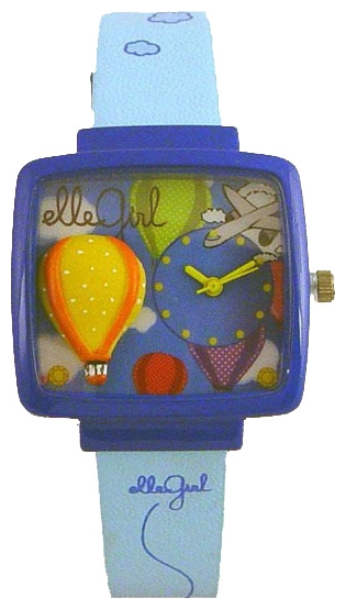 Wrist watch ELLE 40031P03X for children - picture, photo, image