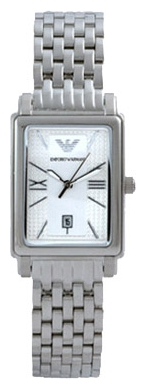 Wrist watch Emporio Armani AR0138 for women - picture, photo, image