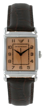 Wrist watch Emporio Armani AR0404 for women - picture, photo, image