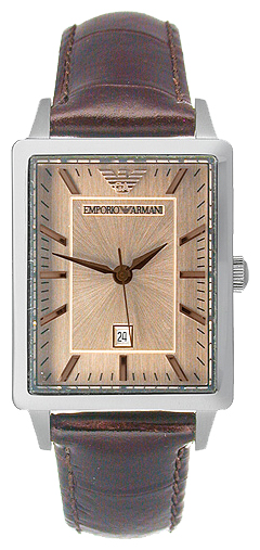 Wrist watch Emporio Armani AR2420 for women - picture, photo, image