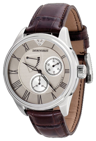 how to change the battery on an armani watch ax2058