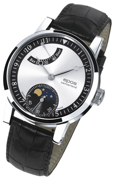 Wrist watch Epos 3378.698.20.58.25 for Men - picture, photo, image