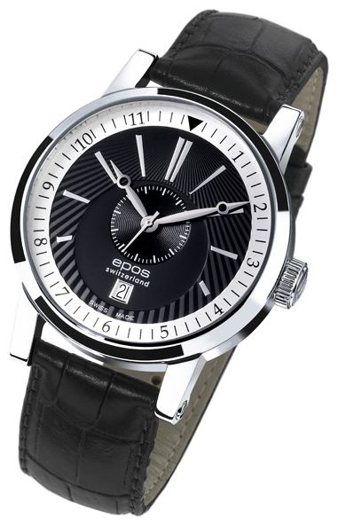 Wrist watch Epos 3386.132.20.15.25 for Men - picture, photo, image