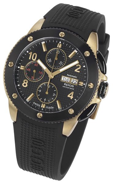 Wrist watch Epos 3388.228.45.55.55 for Men - picture, photo, image