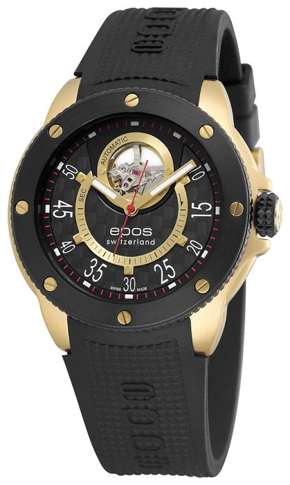 Wrist watch Epos 3389.133.45.35.55 for Men - picture, photo, image