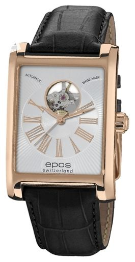 Wrist watch Epos 3399.132.24.28.25 for Men - picture, photo, image