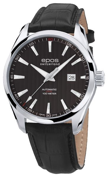 Wrist watch Epos 3401.132.20.15.25 for Men - picture, photo, image