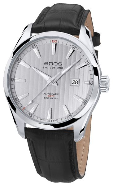 Wrist watch Epos 3401.132.20.18.25 for Men - picture, photo, image