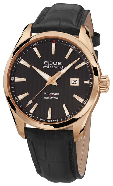 Wrist watch Epos 3401.132.24.15.25 for Men - picture, photo, image
