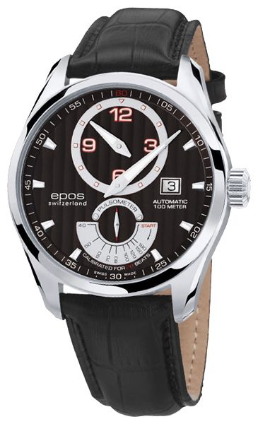 Wrist watch Epos 3407.858.20.15.25 for Men - picture, photo, image