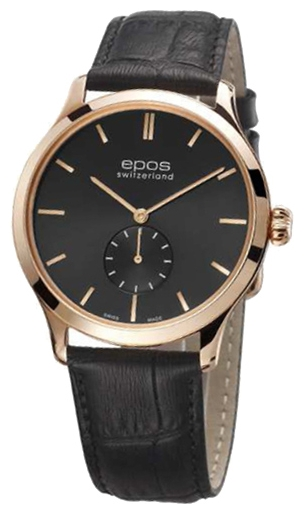 Wrist watch Epos 3408.208.24.14.15 for Men - picture, photo, image
