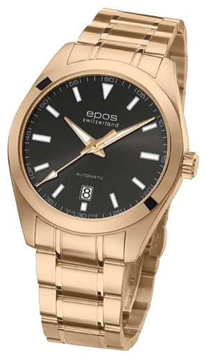 Wrist watch Epos 3411.131.24.14.34 for Men - picture, photo, image