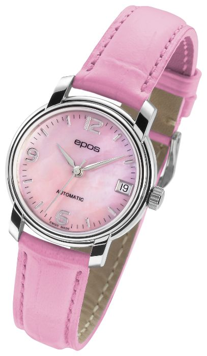 Wrist watch Epos 4314.133.20.25.15 for women - picture, photo, image