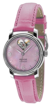 Wrist watch Epos 4314.133.20.53.13 for women - picture, photo, image