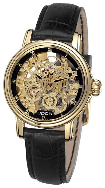 Wrist watch Epos 4390.156.22.25.15 for women - picture, photo, image