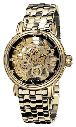 Wrist watch Epos 4390.156.22.25.32 for women - picture, photo, image