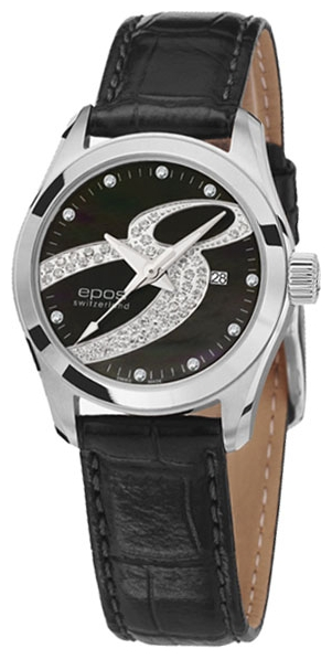 Wrist watch Epos 4401.122.20.85.15 for women - picture, photo, image