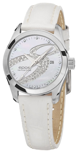 Wrist watch Epos 4401.122.20.88.10 for women - picture, photo, image