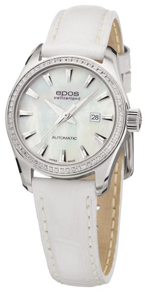 Wrist watch Epos 4401.122.29.18.10 for women - picture, photo, image