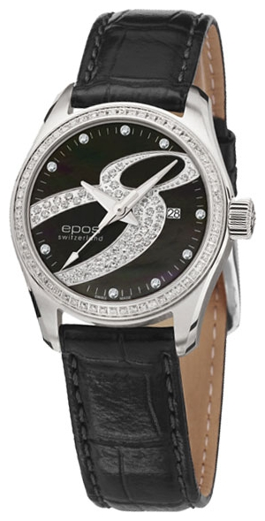 Wrist watch Epos 4401.122.29.85.15 for women - picture, photo, image