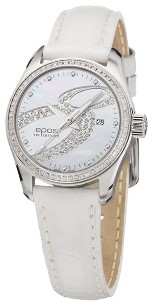 Wrist watch Epos 4401.122.29.88.10 for women - picture, photo, image