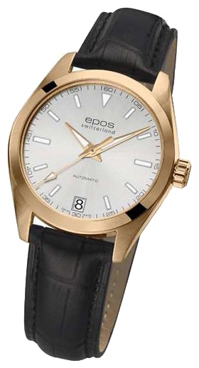 Wrist watch Epos 4411.131.24.18.25 for women - picture, photo, image