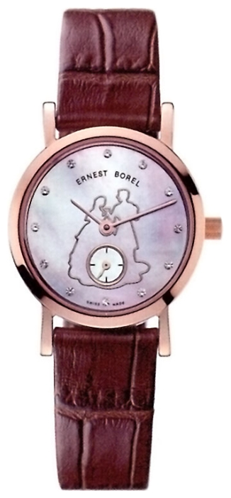 Wrist watch Ernest Borel LG-850-4091BR for women - picture, photo, image