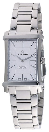 Wrist watch Eterna 2410.41.61.0264 for women - picture, photo, image