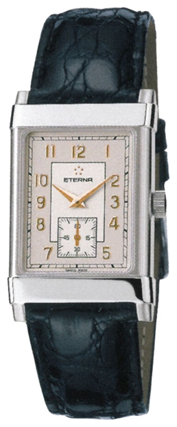 Wrist watch Eterna 8190.41.10 for Men - picture, photo, image