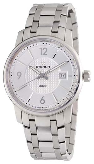 Wrist watch Eterna 8310.41.13.1225 for Men - picture, photo, image
