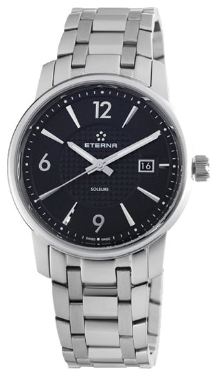 Wrist watch Eterna 8310.41.43.1225 for Men - picture, photo, image