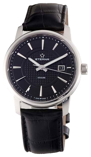 Wrist watch Eterna 8310.41.47.1186 for Men - picture, photo, image