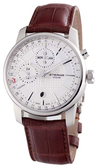 Wrist watch Eterna 8340.41.17.1185 for Men - picture, photo, image