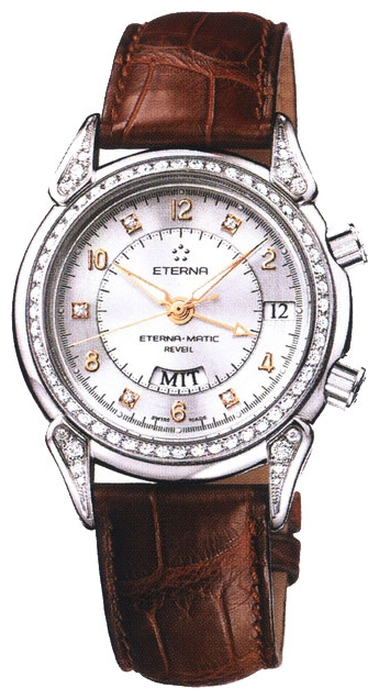 Wrist watch Eterna 8510.49.16.GB.1118D for Men - picture, photo, image