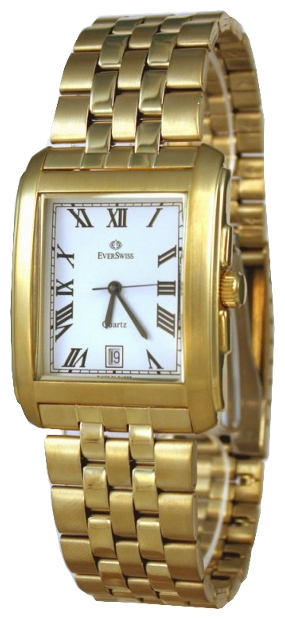 Wrist watch EverSwiss 2723-GGW for Men - picture, photo, image