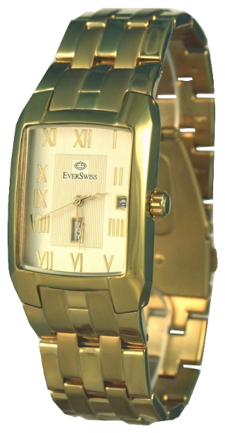 Wrist watch EverSwiss 3264-GGI for Men - picture, photo, image