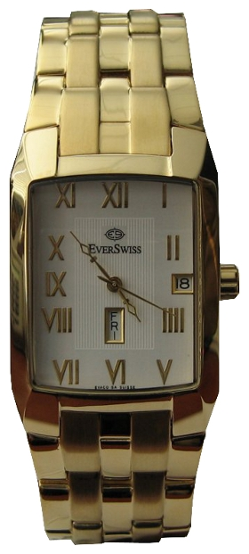 Wrist watch EverSwiss 3264-GGW for Men - picture, photo, image