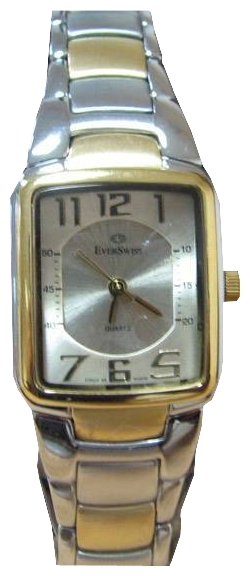 Wrist watch EverSwiss 3265-GGB for Men - picture, photo, image