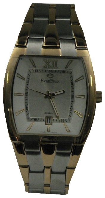 Wrist watch EverSwiss 3265-GTW for Men - picture, photo, image