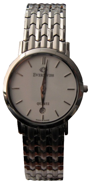 Wrist watch EverSwiss 4031-GSW for women - picture, photo, image
