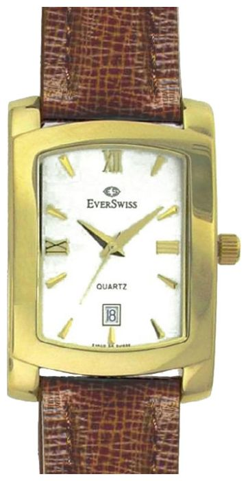 Wrist watch EverSwiss 4506-GLC for Men - picture, photo, image