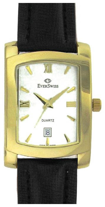 Wrist watch EverSwiss 4506-GLS for Men - picture, photo, image