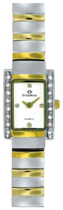 Wrist watch EverSwiss 8161-LTS for women - picture, photo, image