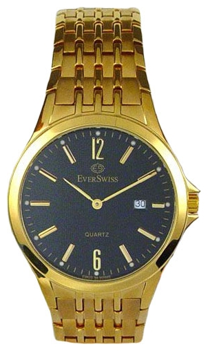 Wrist watch EverSwiss 9314-GGB for Men - picture, photo, image