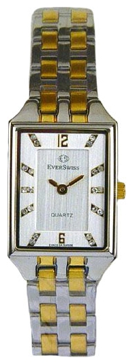 Wrist watch EverSwiss 9720-LTW for women - picture, photo, image