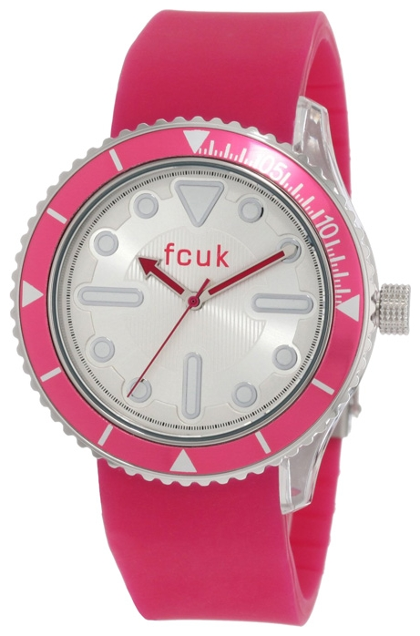 Wrist watch FCUK FC1063PS for women - picture, photo, image