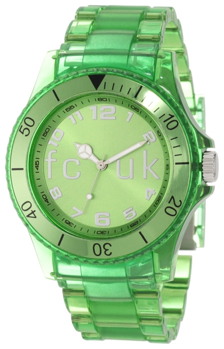 Wrist unisex watch FCUK FC1075NN - picture, photo, image