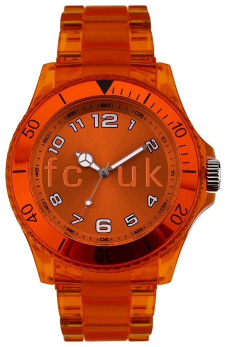 Wrist unisex watch FCUK FC1075OO - picture, photo, image