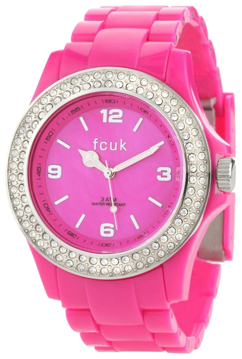 Wrist watch FCUK FC1076SP for women - picture, photo, image