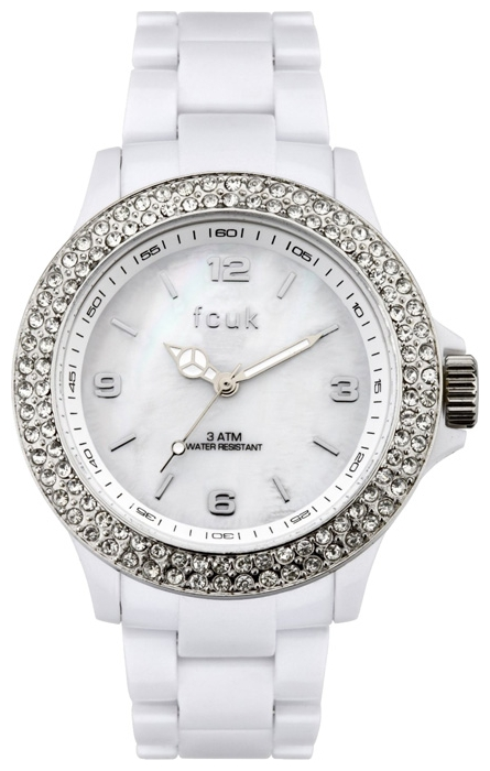 Wrist watch FCUK FC1076SW for women - picture, photo, image